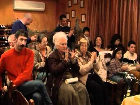 Aracena - 2008 Entrega de Premios de las VI Jornadas Gastronomicas de Caza