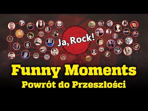 JaRock Funny Moments #1 - Powrót Do Przeszłości