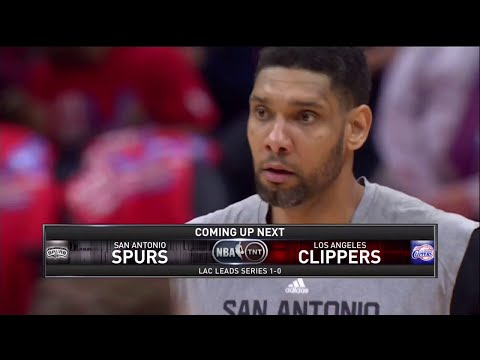[Playoffs Ep. 4] Inside The NBA (on TNT) Game Break – Spurs vs. Clippers/Nets vs. Hawks - 4-22-15
