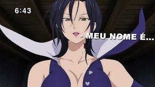 O VERDADEIRO NOME DA MERLIN | Zueira Anime #1