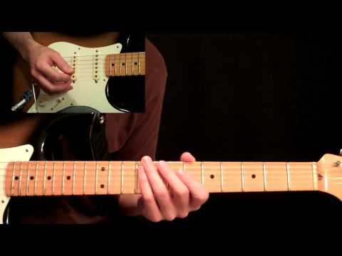 Jazz Guitar University - Lesson 2 Soloing Over Major Chords Pt.2
