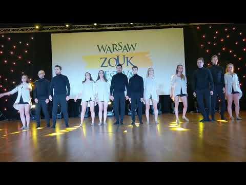 Performance-2 Friday night at Warsaw Zouk Festival 2019 ~ Zouk Soul