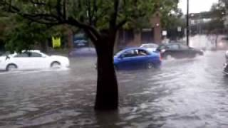 The floods of melbourne
