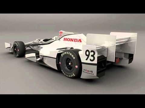 Honda Reveals 2015 Indycar