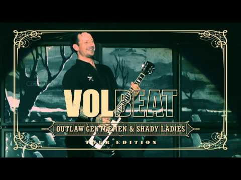 "Volbeat - ""Outlaw Gentlemen & Shady Ladies"" Tour Edition CD/DVD (official TV Spot)"