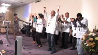 Lily Tilahun & Birmingham Choirs - Live Worship England