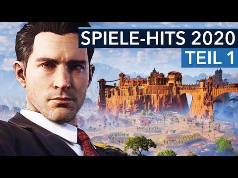 Die besten PC-Spiele 2020, besonders für Singleplayer! - Teil 1