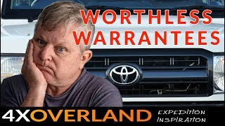 Trouble with Toyota | Worthless Warrantees?