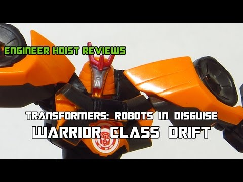 Transformers: Robots in Disguise (RID) 2015 Drift