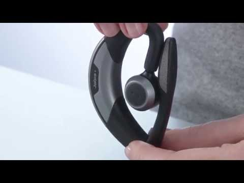 How To Connect (pair) Jabra Motion To A Mobile Device.