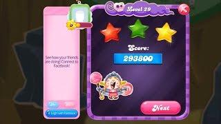 Candy Crush Saga | Level 29