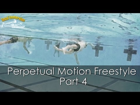 Total Immersion Perpetual Motion Freestyle Part 4