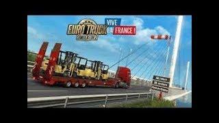 euro truck simulator 2 événement Allemagne 90Km/h [multiplayer] ✘ Zork MoDz V6 ◄ [FR]