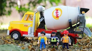 Toys Car for Children | Cement Truck , Dump Truck, Crane Truck