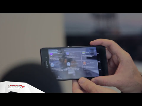 Sony Xperia Z3 Hands on Video - IFA 2014