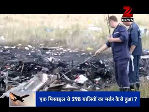 Complete story of Malaysian Airlines flight MH17 missile attack