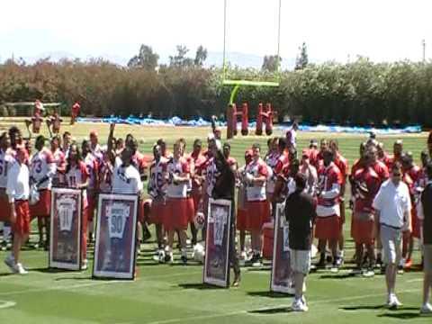 arizona cardinals fan fest