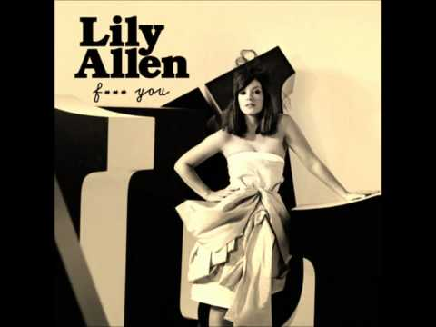 Lily Allen Fuck You (Clean Version)