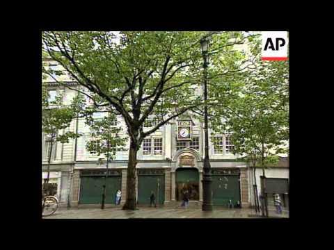 IRELAND: DUBLIN: PRINCE CHARLES VISIT