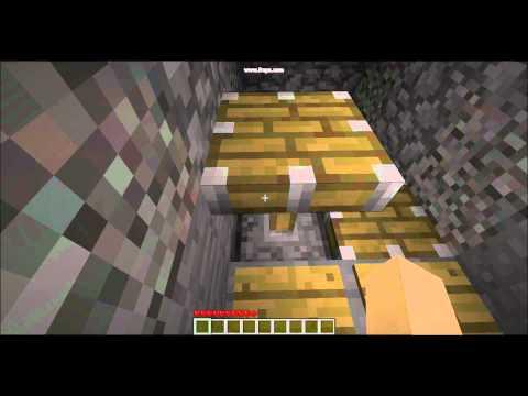 MineCraft: Epic Piston Mountain of Terror HD