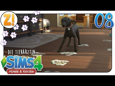 Sims 4 [Dr. Smith & die Tiere]: Das totale Chaos