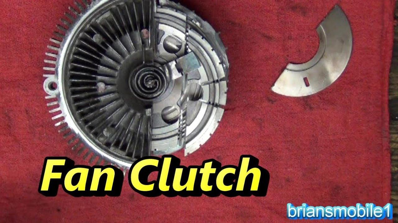 Fan Clutch Explo-tionation