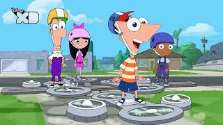 Phineas and Ferb - One Last Day of Summer Song - Official Disney XD UK HD