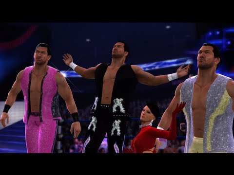 WWE '13 Community Showcase: Fandango (Xbox 360)