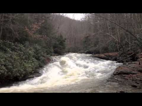 Ohiopyle Winter arrives on time