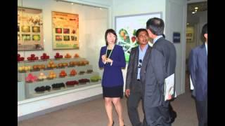 Vizita Ministru Agrikultura iha Korea do Sul
