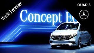 Novedades Mercedes-Benz del Salón de Ginebra 2019 | Geneva International Motor Show | Quadis.es