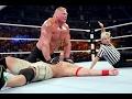 WWE: John Cena Vs Brock Lesnar   WWE Night Of Champions 2014 (Full Match HD)