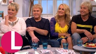 Original Members Of Bucks Fizz Would Do I'm A Celebrity And Strictly Come Dancing | Lorraine