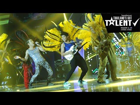 Tgt S.4-4d Semi-final Ep12 : Tgt33 - Sl Music video
