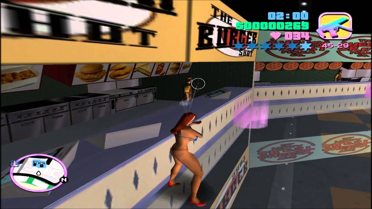 Vice city nude mods fucking scene