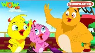 Eena Meena Deeka | Best cartoon for kids  Compilation 4