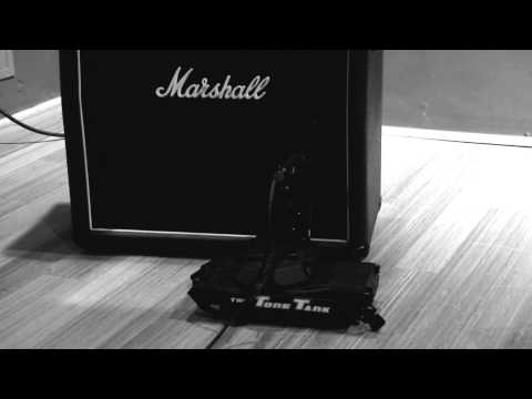 The Tone Tank - Robot Mic Stand in Action on Guitars!