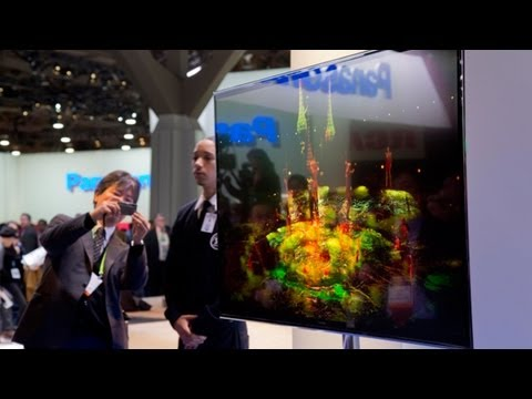Panasonic at CES 2013: 4K OLED, Action Cameras & Compacts