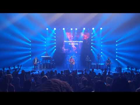Third Day's last concert and final song.  God of Wonder.