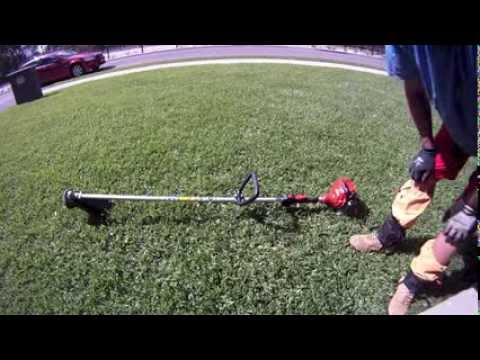 Echo Grass Trimmer / Brushcutter Review - SRM22GES