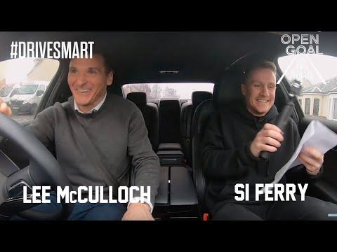 Open Goal: On The Road w/ Lee McCulloch | #DriveSmart