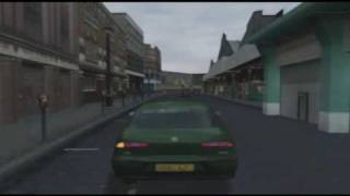 The Getaway - Mission 1 - The Frightener