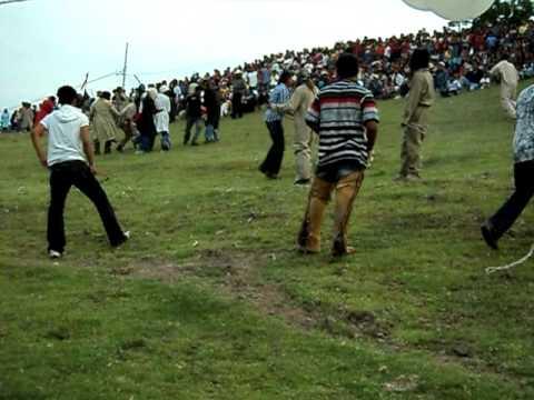 Juego de los Canocios de Huitchila. 16 de Septiembre de 2010.