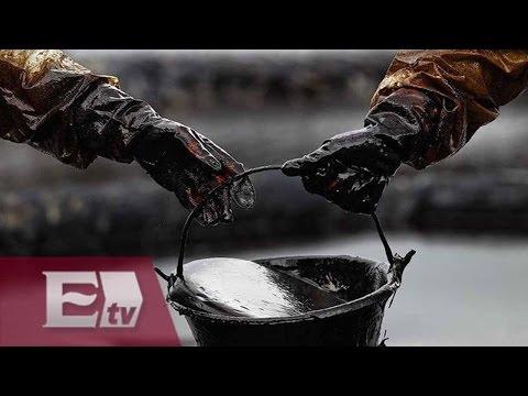 INEGI reporta caída de 41% de ingresos petroleros en México / Rodrigo Pacheco
