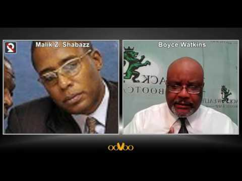 Malik Zulu Shabazz:  Black people need their own political party