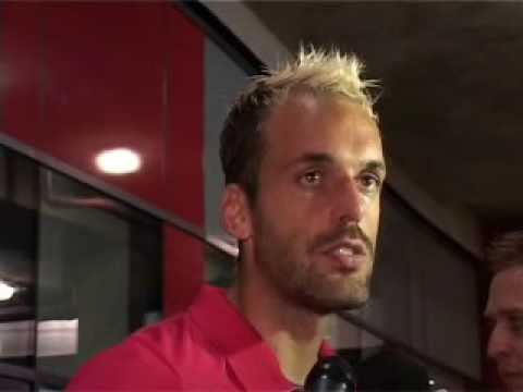 Emirates Cup Interview: Manuel Almunia
