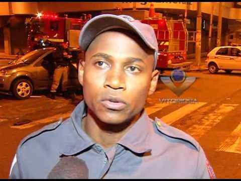 PM é levado inconsciente ao PS-UFU após grave acidente