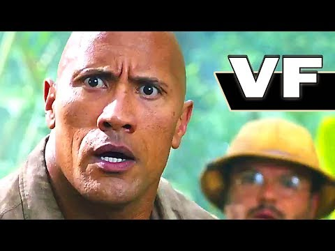 🔴 JUMANJI 2 Bande Annonce VF (2017) streaming vf