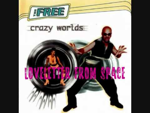 Free - Love Letter From Space