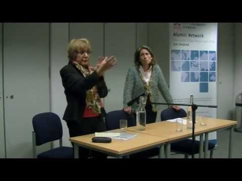 Women in Public Life: a talk by Margaret Hodge MBE MP
